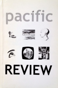 Cover of Pacific Review Magazine